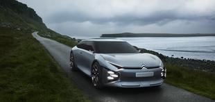 Citroën CXPERIENCE za pariško vrnitev v višji razred