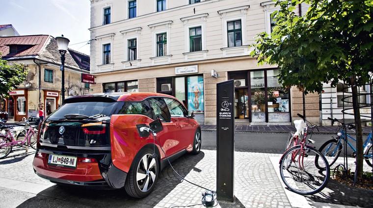 BMW i3 REX (foto:  Saša Kapetanovič)