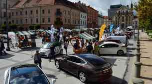 Sedmi ECOmeet na ljubljanskem Kongresnem trgu