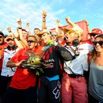 MXGP: Foto in video kako je Tim Gajser postal svetovni prvak! (foto: Honda proracing)