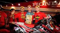 MXGP: Foto in video kako je Tim Gajser postal svetovni prvak!