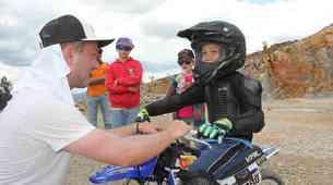 Za vaše najmlajše: My Team motokros na Jeep festivalu