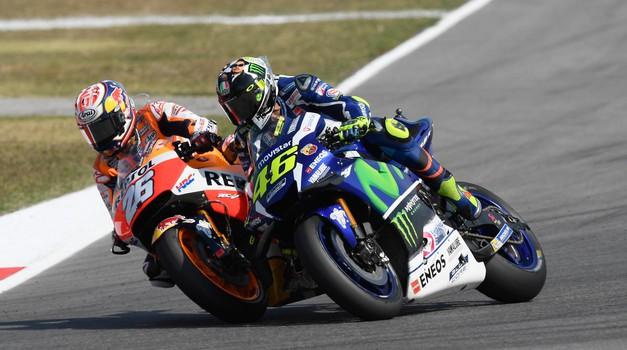 MotoGP Anglija in San Marino: Kaj se je v resnici zgodilo