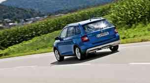 Škoda Fabia Combi 1.2 TSI Scoutline