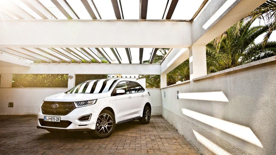 Ford Edge Sport 2.0 TDCi 154 kW Powershift AWD
