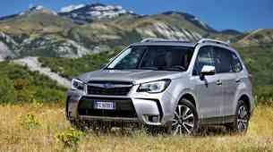 Subaru Forester 2.0 D CVT Sport Unlimited