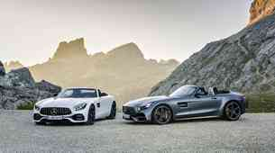 Mercedes-AMG Roadster v dvojni izvedbi