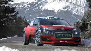 Citroënov novinec za svetovni reli