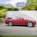 Mercedesov razred E za terenske dogodivščine (foto: Daimler)