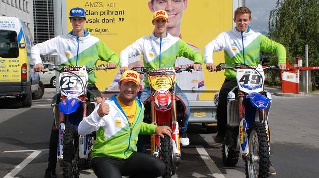 MXON: Tim Gajser ne bo nastopil na pokalu narodov (foto: Honda pro racing)