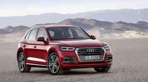Audi Q5 je prenovljen