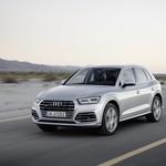 Audi Q5 je prenovljen (foto: Audi)