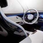 Mercedes-Benz električno z Generation EQ (foto: Daimler)