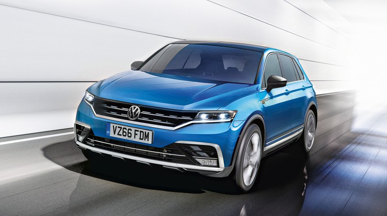 Razkrivamo: Volkswagen T-Roc (foto: Bojan Perko)