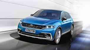 Razkrivamo: Volkswagen T-Roc