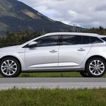 Novo v Sloveniji: Renault Mégane Grandtour (foto: Matija Janežič)