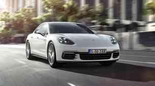Novo v Sloveniji: Porsche Panamera