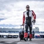 Najhitrejši slovenski motošportnik in letalski as Peter Podlunšek v Las Vegasu odletel let sezone (foto: Predrag Vuckovic/Red Bull Content Pool)