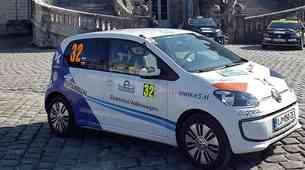 Slovenca 27. na ekološkem rallyju e-Rally Monte Carlo