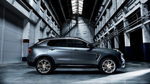 Prihaja nova globalna avtomobilska znamka Lynk & Co (foto: Lynk & Co)