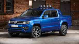 Novo v Sloveniji: Volkswagen Amarok
