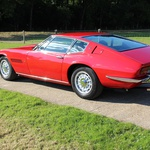 Maserati in Lamborghini z glasbeno zgodovino na dražbi (foto: Newspress)