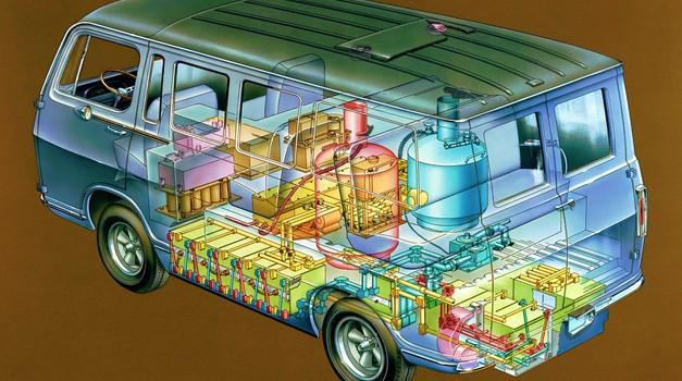 50 let gorivnih celic v avtomobilih (foto: GM)