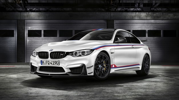 Dirkaški BMW M4 (foto: BMW)