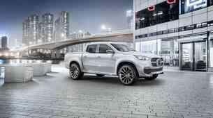 Mercedes-Benz napoveduje novi razred X
