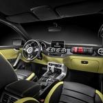 Mercedes-Benz napoveduje novi razred X (foto: Daimler)