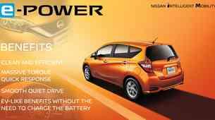 Nissan je predstavil svoj podaljševalnik dosega