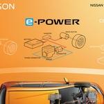 Nissan je predstavil svoj podaljševalnik dosega (foto: Nissan)