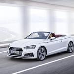 Audi A5 in S5 Cabriolet- bolj trden in močnejši (foto: Audi)