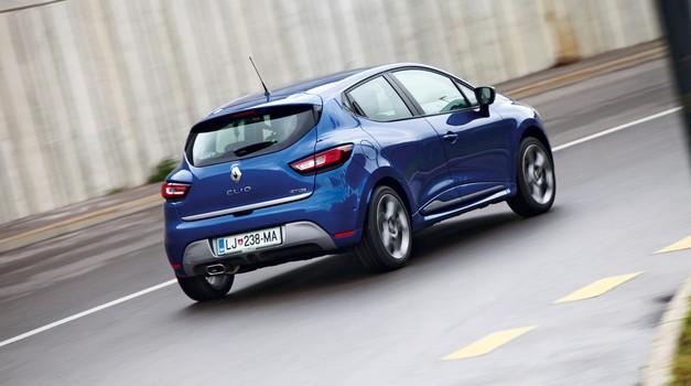 Renault Clio Energy TCe 120 Intens (foto: Saša Kapetanovič)