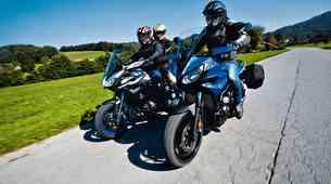 YamahaTracer 700 in Yamaha MT-09 Tracer