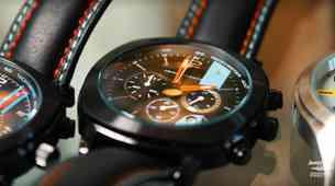 Zgodba ur, ki so jih je navdihnile avtomobilske dirke