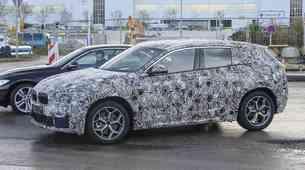 Razkrivamo: BMW X2