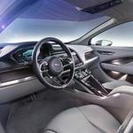 Jaguar virtualno predstavil električnega križanca (foto: Jaguar Land Rover)