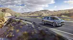 Jaguar virtualno predstavil električnega križanca