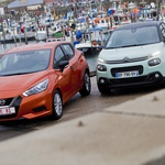 Dvojna predstavitev: Citroën C3 in Nissan Micra: Dvojec z veliko novega (foto: Saša Kapetanović)