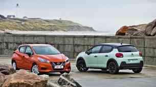 Dvojna predstavitev: Citroën C3 in Nissan Micra: Dvojec z veliko novega