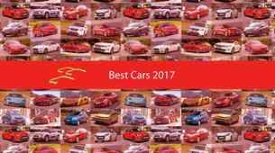 Glasujte za najboljše avtomobile 2017