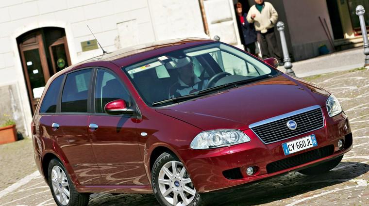 Rabljen avto: Fiat Croma (2005-2011): po krivem prezrt vizionarski Italijan (foto: tovarna/arhiv AM)