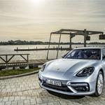 Porsche Panamera: Turbo časi (foto: Porsche)