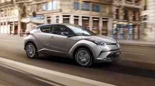 Toyota beleži uspešno prodajo hibridnih modelov