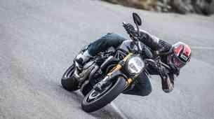 Prvi vtis: Ducati Monster 1200 S na cestah okrog Monaka