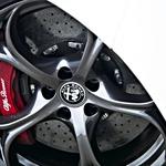 Sladke skrbi: primerjali smo Alfa Romeo Giulio Quadrifoglio in Giulio Veloce (foto: Saša Kapetanović)