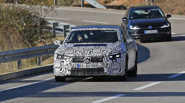 Razkrivamo: Volkswagen Arteon bo še večji od modela CC (foto: Automedia)