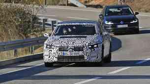 Razkrivamo: Volkswagen Arteon bo še večji od modela CC