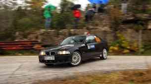 Jaka Valant z BMW M3 v rally!